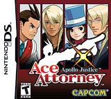 Apollo Justice Ace Attorney NDS