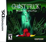 Ghost Trick: Phantom Detective NDS