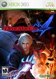 Devil May Cry 4 Xbox 360