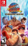 Street Fighter 30th Anniversary Collection - Standard Edition NSW