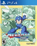 Mega Man Legacy Collection PS4