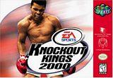 Knockout Kings 2000 N64