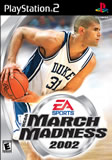 NCAA March Madness 2002 PS2