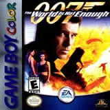 James Bond 007: The World Is Not Enough GBC