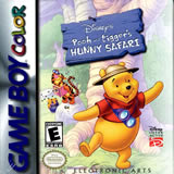 Pooh And Tigger's Hunny Safari GBC
