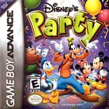 Disney's Party GBA
