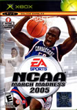 NCAA March Madness 2005 Xbox