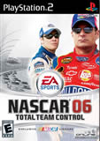 Nascar 2006 Total Team PS2