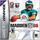 Madden NFL 2006 GBA