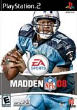 Madden NFL 2008 PS2