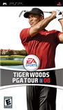 Tiger Woods PGA Tour 2008 PSP