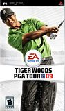 Tiger Woods PGA Tour 2009 PSP