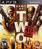 Army of Two: The 40th Day PS3