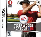 Tiger Woods PGA Tour 2008 NDS