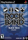 Rock Band Track Pack Vol 1 PS2