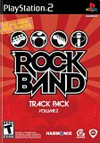 Rock Band Track Pack vol. 2 PS2