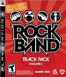 Rock Band Track Pack vol. 2 PS3
