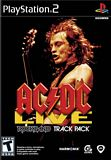 AC/DC Live Rock Band Track Pack PS2