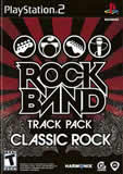 Rock Band Track Pack: Classic Rock PS2
