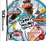 Hasbro Family Game Night 2 NDS