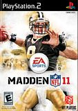 Madden NFL 2011 PS2