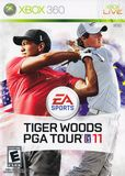 Tiger Woods PGA Tour 2011 Xbox 360