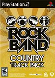 Rock Band: Country Track Pack PS2