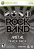 Rock Band: Metal Track Pack Xbox 360