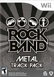 Rock Band: Metal Track Pack WII