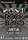 Rock Band: Metal Track Pack PS2