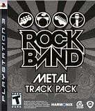 Rock Band: Metal Track Pack PS3