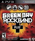 Green Day: Rock Band Plus PS3