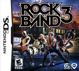 Rock Band 3 NDS
