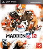 Madden NFL 2012 PS3