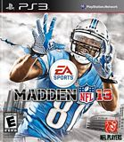Madden NFL 2013 PS3