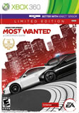 Need for Speed: Most Wanted 2012 Xbox 360
