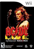 AC/DC Live Rock Band Track Pack WII