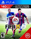 FIFA 15 Ultimate Team Edition PS4