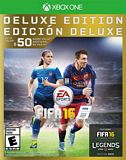 FIFA Soccer 2016 (Deluxe Edition) Xbox One