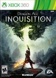 Dragon Age: Inquisition FRENCH ONLY Xbox 360