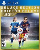 FIFA Soccer 2016 (Deluxe Edition) PS4