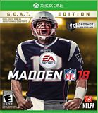 Madden NFL 18 G.O.A.T. Edition Xbox One