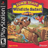 Jumpstart WildLife Safari Field Trip PS