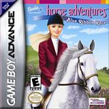 Barbie Horse Adventures: Blue Ribbon Race GBA