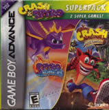 CRASH & SPYRO Super Pack Vol. 4 GBA