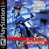 Jeremy Mcgrath Supercross 2000 PS