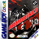 Armorines: Project Swarm GBC