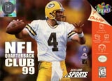 NFL Quarterback Club 99 N64