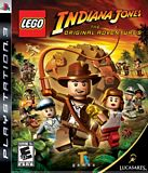 LEGO Indiana Jones PS3