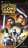 Star Wars the Clone Wars: Republic Heroes PSP